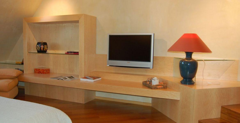 agencement de placard dressing meuble tv. Black Bedroom Furniture Sets. Home Design Ideas