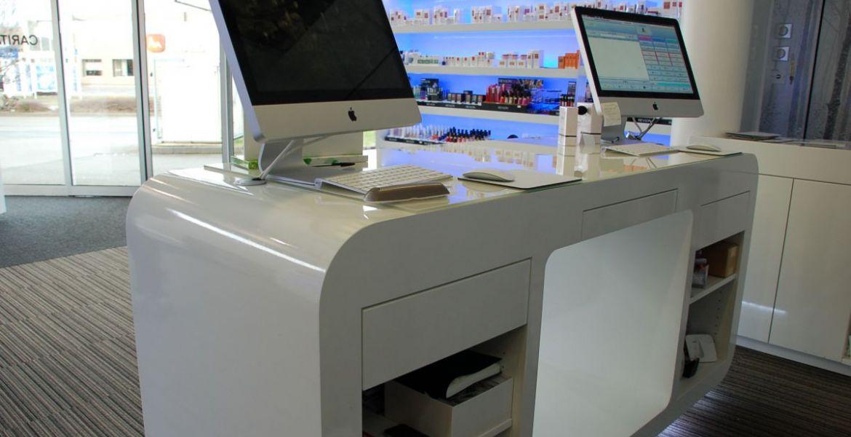 agencement de magasins et de locaux professionnels pls agenceur. Black Bedroom Furniture Sets. Home Design Ideas